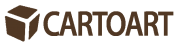 carto art logo